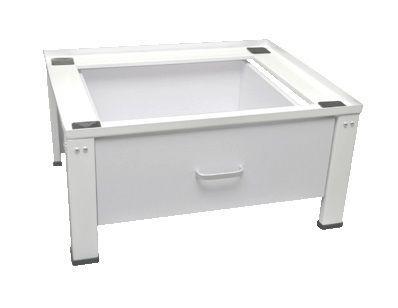 Beste Nedco Wasmachine/Droger verhoger met lade + verstelbare poten 61x51x30 FF-11