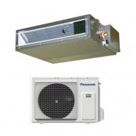 Panasonic KIT Z25-UD3 kanaalmodel single split airco