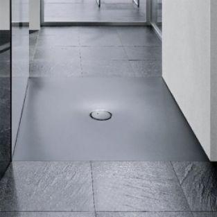bette floor douchevloer 140x90 antraciet 5836 400. Black Bedroom Furniture Sets. Home Design Ideas